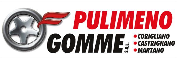 Il Logo della Pulimeno GOMME S.r.l.